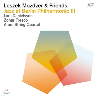 재즈 앳 베를린 필하모닉 3집 (Jazz At Berlin Philharmonic III - Leszek Mozdzer & friends)