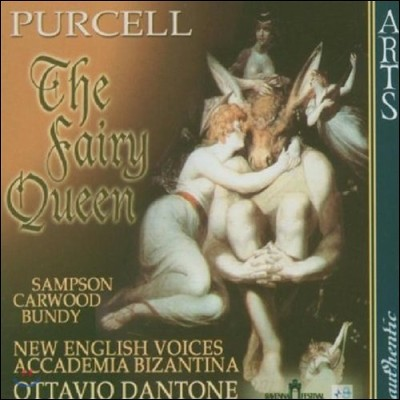 Ottavio Dantone 퍼셀: 요정 여왕 (Purcell: The Fairy Queen)