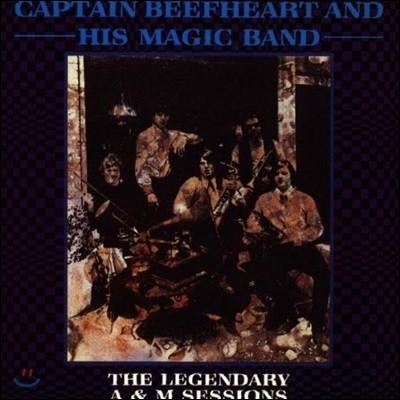 Captain Beefheart - Legendary A&M Sessions
