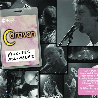 Caravan - Access All Areas (Deluxe Edition)