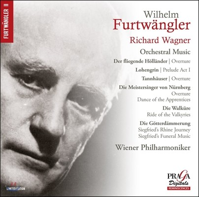 Wilhelm Furtwangler 바그너: 관현악 작품집 - 빌헬름 푸르트 뱅글러 (Wagner: Orchestral Music - Overtures)