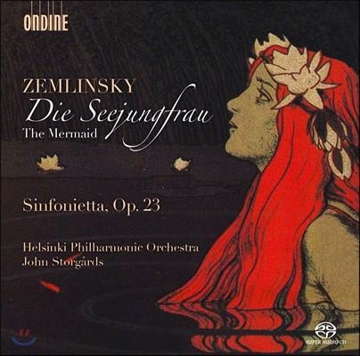 John Storgards 쳄린스키: 인어공주, 신포니에타 (Zemlinsky: Die Seejungfrau, Sinfonietta Op.23)