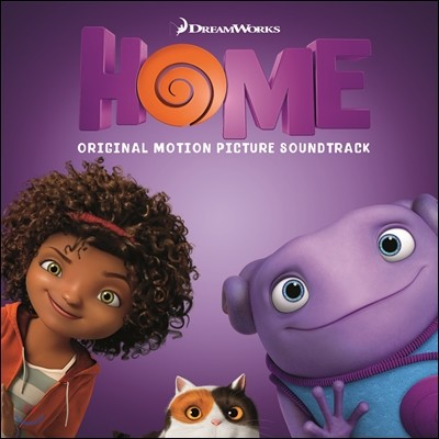 Home (홈) OST (Original Motion Picture Soundtrack)