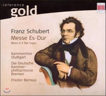 Frieder Bernius 슈베르트: 미사 6번 (Schubert: Mass No.6 D950)