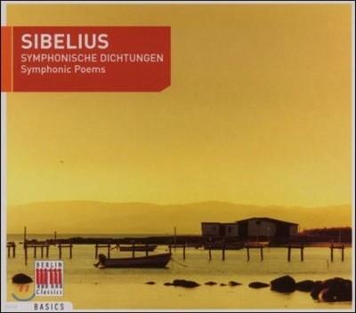 Kurt Sanderling 시벨리우스: 교향시 (Sibelius: Symphonic Poems)