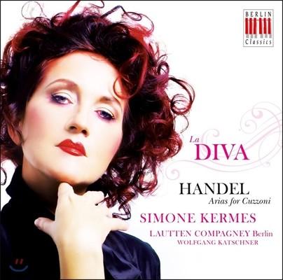 Simone Kermes 라 디바 - 헨델: 쿠초니를 위한 아리아 (La Diva - Handel: Arias for Cuzzoni)
