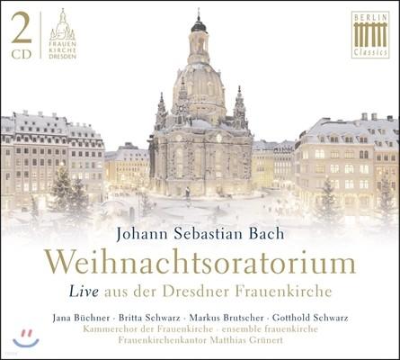 Matthias Grunert 바흐: 크리스마스 오라토리오 - 드레스덴 성모 대성당 공연 (Bach: Christmas Oratorio BWV248)