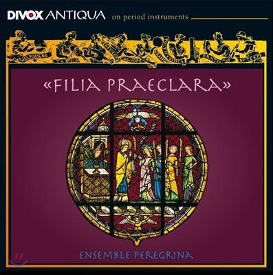 Ensemble Peregrina 필리아 프라에클라라 - 13~14세기 폴란드 클라라 수녀들의 음악 (Filia Praeclara - Music From 13~14th Century Polish Clarisse Convents)