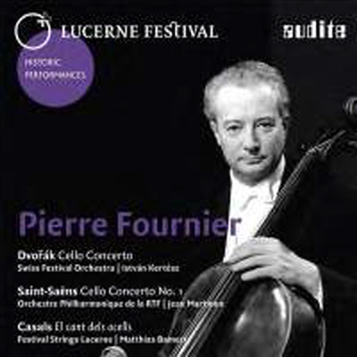 드보르작: 첼로 협주곡 & 생상스: 첼로 협주곡 1번 (Dvorak: Cello Concerto & Saint-Saens: Cello Concerto No.1) - Pierre Fournier