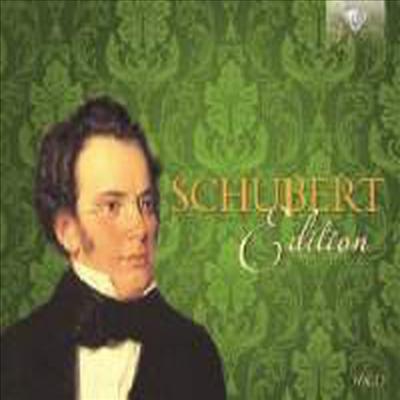 슈베르트 에디션 (Schubert Edition) (69CD Boxset) - 여러 연주가