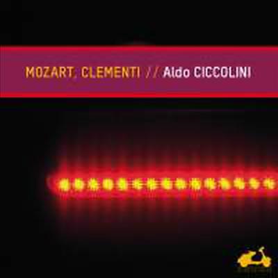 클레멘티: 피아노 소나타 2번 & 모차르트: 피아노 소나타 12번, 14번 (Clementi: Piano Sonata In G Minor Op. 34 No. 2 & Mozart: Piano Sonatas Nos.12, 14) - Aldo Ciccolini