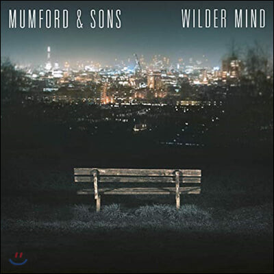 Mumford & Sons (멈포드 앤 선즈) - 3집 Wilder Mind [Standard Edition]