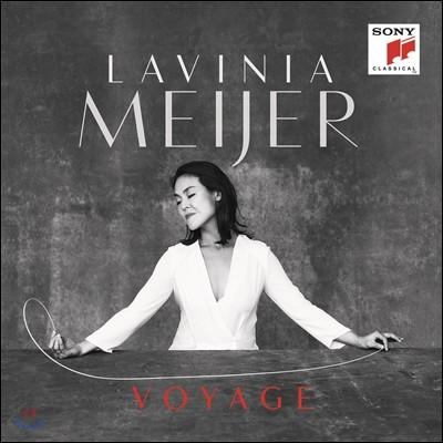 Lavinia Meijer - Voyage 라비니아 메이예르 하프 연주집 [LP]