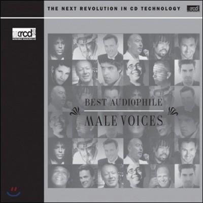 베스트 오디오파일 남성 보이시스 (Best Audiophile Male Voices) [XRCD]