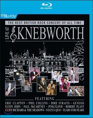 Live at Knebworth (에릭 클랩튼,필 콜린스,다이어 스트레이트,제네시스,엘튼 존,폴 맥카트니,핑크 플로이드,로버트 플랜트,클리프 리차드 넵워스 라이브)