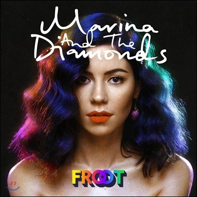 Marina and The Diamonds - Froot [LP]