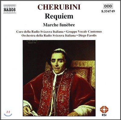 Diego Fasolis 케루비니: 레퀴엠, 장송 행진곡 (Cherubini: Requiem, Marche Funebre)