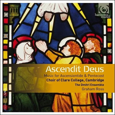 Cambridge Clare Choir 승천하신 주님 - 승천절과 오순절을 위한 음악 (Ascendit Deus - Music for Ascensiontide & Pentecost)