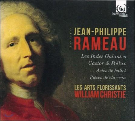 William Christie 라모 사후 250주기 박스 세트 - 우아한 인도의 나라들, 카스토르와 폴룩스 (Rameau: Les Indes Galantes, Castor & Pollux)
