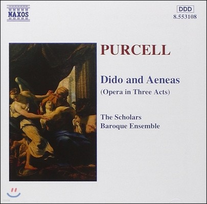 Scholars Baroque Ensemble 퍼셀: 디도와 에네아스 (Purcell: Dido and Aeneas)