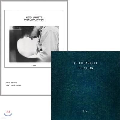 Keith Jarrett - Creation + 키스 재럿 포스트카드 북 한정반