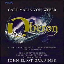 Weber : Oberon : DavislimㆍMartinpeltoㆍComparatoㆍKaufmannㆍDazeleyㆍMonteverdi ChoirㆍORRㆍGardiner