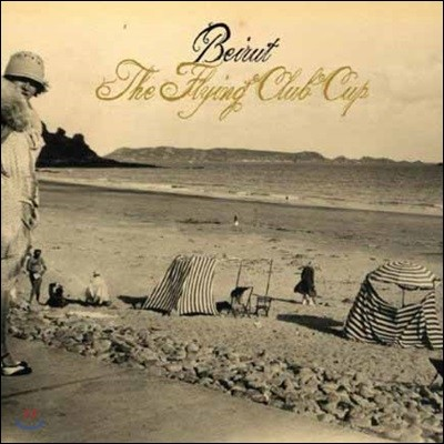 Beirut - The Flying Club Cup 베이루트 정규 2집 [LP]