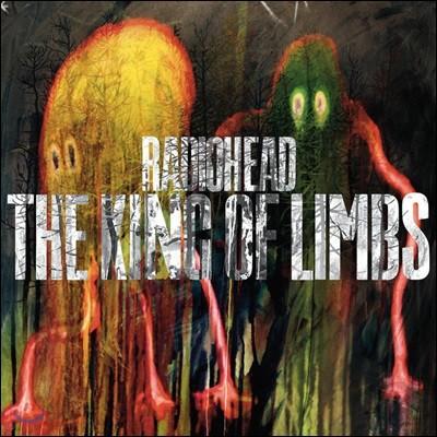 Radiohead - The King Of Limbs 라디오헤드 정규 8집 [LP]