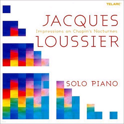 Jacques Loussier Trio - Impressions On Chopin's Nocturnes