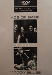 Ace Of Base &  Moody Blues - Classic : Master DVD Collection Vol.2 (2disc)