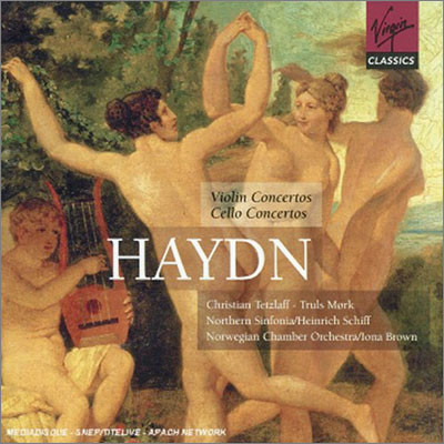 Christian Tetzlaff 하이든: 바이올린 협주곡, 첼로 협주곡 - 테츨라프 (Haydn: Violin Concerto, Cello Concerto)