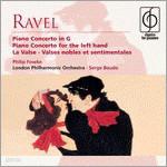 Ravel : Piano Concerto : Philip FowkeㆍSerge Baudo