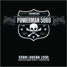 Powerman 5000 - Korea Tour Special EP 2005