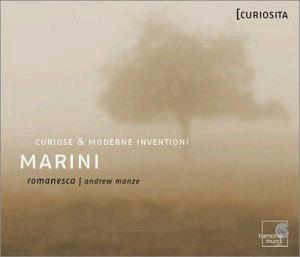 마리니 : 진기하고 새로운 창작품 - 로마네스카