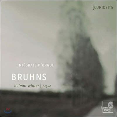 Helmut Winter 니콜라우스 브륀스: 오르간 작품집 (Nikolaus Bruhns: Organ Works)