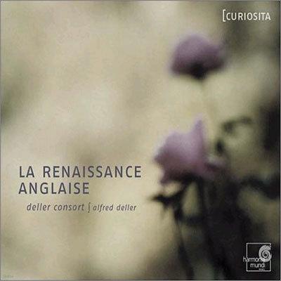 영국의 르네상스 : 비올을 위한 음악과 모테트과 마드리갈