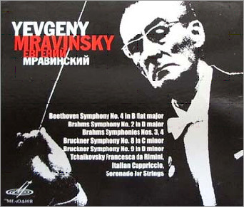 The Mravinsky Edition Part 3