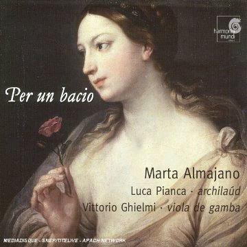 키스를 위하여 : 17세기 이탈리아 보컬 뮤직