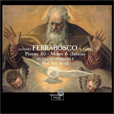 페라보스코 : 시편 103편 '하느님', 모테트와 마드리갈
