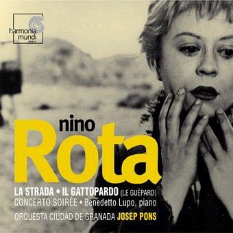 니노 로타 : 라 스트라다, 일 가토파라도, 저녁을 위한 피아노 협주곡