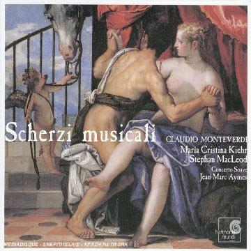 몬테베르디 : 음악의 즐거움