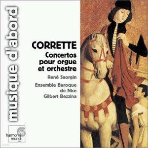코레트 : 오르간과 오케스트라를 위한 협주곡 OP.26