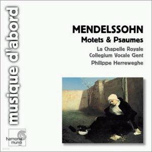 Philippe Herreweghe 멘델스존: 모테트 (Mendelssohn : Motet)