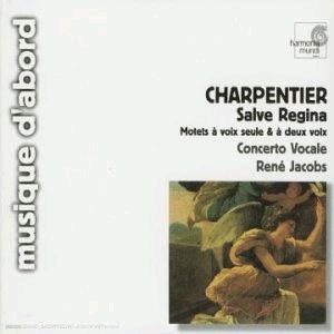 Charpentier : Motets : Concerto Vocale