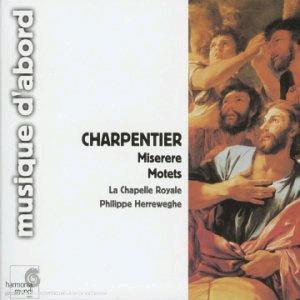 Philippe Herreweghe 샤르팡티에: 미제레레, 모테트 (Charpentier: Miserere, Motets) 필립 헤레베헤
