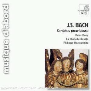 바흐 : 베이스를 위한 칸타타 - 헤레베헤, 피터 쿠이 (Bach : Cantata for Solo Bass)