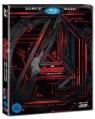 어벤져스: 에이지 오브 울트론 (2D+3D 한정판 스틸북) : 블루레이