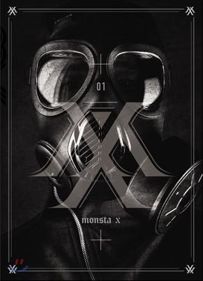 몬스타엑스 (MONSTA X) - 미니앨범 1집 : Trespass