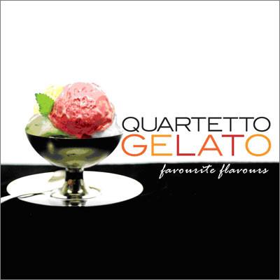Quartetto Gelato - Favourite Flavors