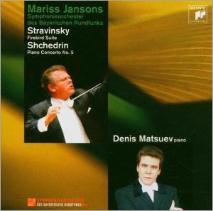 Stravinsky / Shchedrin : Maris jansonsㆍDenis Matsuev